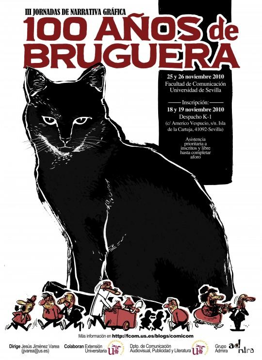 Poster Bruguera - small