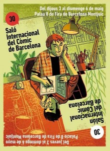 cartel barcelona 2012