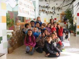 Niñas y niños de Las Gaviotas