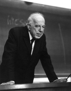 E. H. Gombrich. 1909-2001