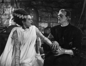 Frankenstein. 1931. Dirigida por James Whale