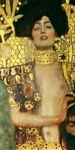 Judith con la cabeza de Holofernes. 1901