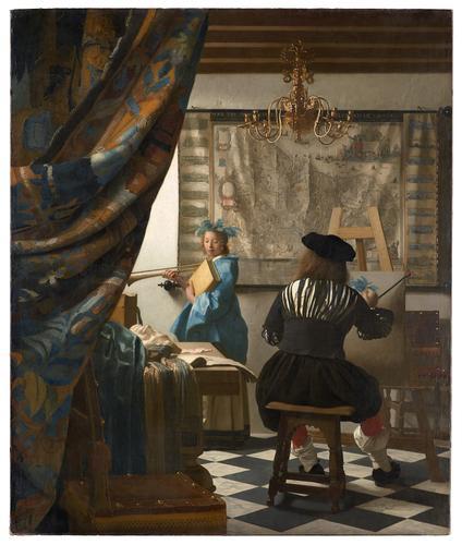 1666 Vermeer