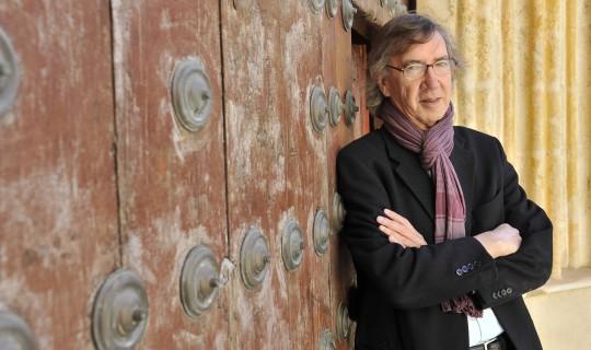 Fotos para entrevista con el catedr‡tico de Filosof'a y escritor Rafael Argullol