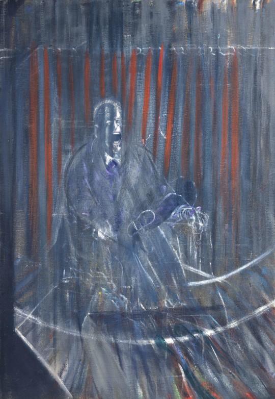 'Study after Velázquez', 1950