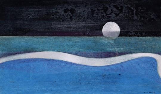 Max Ernst: 'La corriente de Humboldt', 1951-52