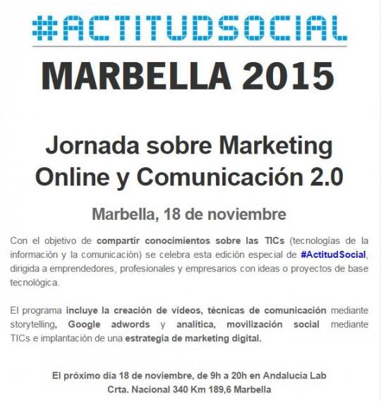 Actitud Social 2015