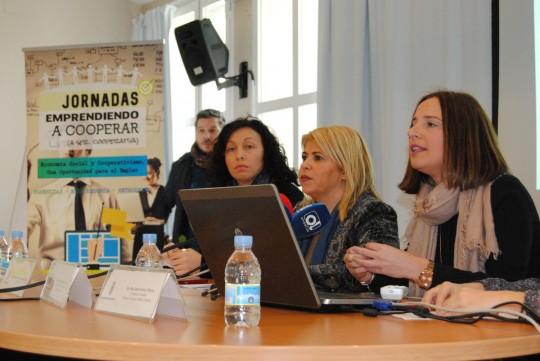 Jornada de Faecta en Jerez_interviene Ana Carrera