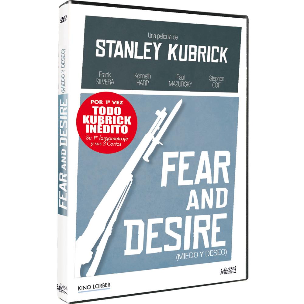 Miedo y deseo stanley kubrick - 5 1
