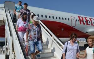 Turistas-rusos