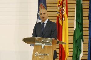 RG181014- CONFERENCIA MARIANO RAJOY EN PALACIO DE CONGRESOS CAMARA DE COMERCIO DE AGUADULCE - PRESIDENTE DEL GOBIERNO