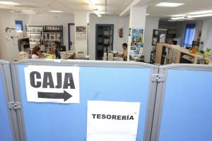 Oficina de Intervencón y Tesorería