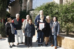 RG181114- LOCALIZACION FOSAS COMUNES EN CEMENTERIO DE SAN JOSE - ALMERIA - REPUBLICANOS
