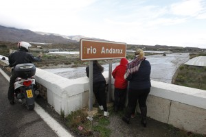 PROVINCIA-LLUVIAS-RÍO ANDARAX-RIOJA-EL CHUCHE BENAHADUX