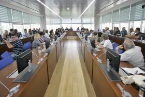 RG081015- CONSTITUCION MESA DEL CINE DE ALMERIA - MECA - UAL
