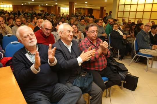 RG291117- ELECCIONES PRIMARIAS PSOE MUNICIPAL ALMERIA - FERNANDO MARTINEZ Y JUAN CARLOS PEREZ NAVAS