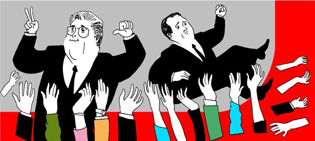 dónde está mi sociedad civil baja