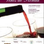 I Jornada de Vinos de Ronda en Sevilla web