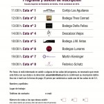 invitacion Jornada de los vinos de Ronda