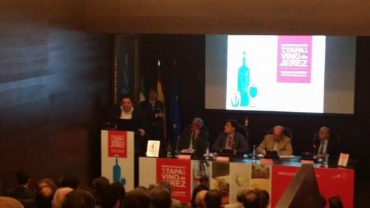Presentación de los imprescindibles de la tapa y el vino de Jerez