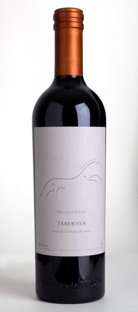 Botella de Taberner