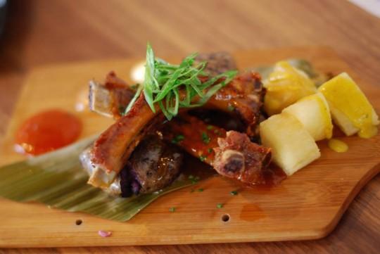 Nazca restaurante