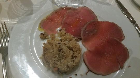 Roast Beef Becerrita