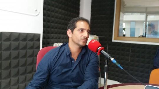 Ugo Moreno en Paladar español