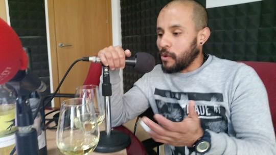 201John Alexander Ríos de Nazca restaurante en paladar español  con Álvaro Martín
