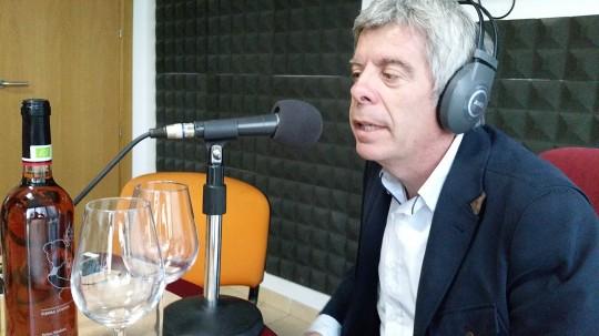 Francis Robles en Paladar español de Neo FM