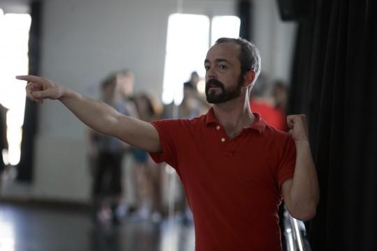 El maestro Guillermo Weikert.