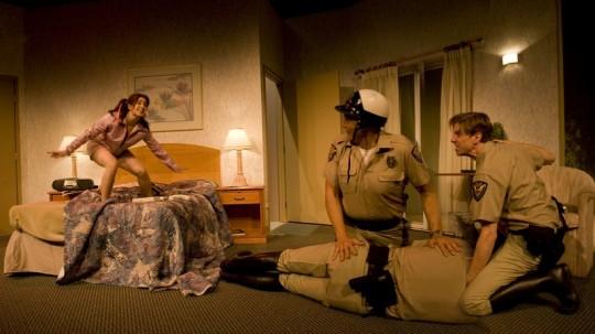 El montaje de Richard Wolfe de 'La estupidez', estrenado en EEUU en 2007.