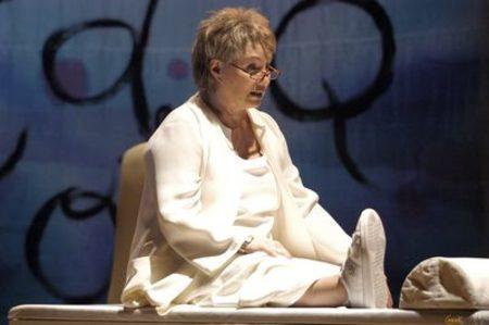 Ana Diosdado, como Óscar.