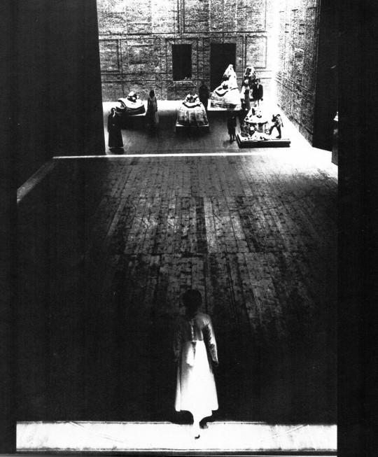 'Calderón', de Pasolini, en el montaje dirigido por Luca Ronconi en 1978.