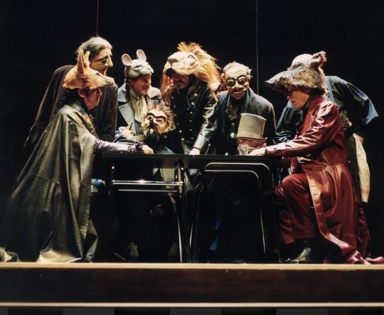 El 'Tenorio' de Zorrilla, dirigido en 2000 por Alfonso Zurro para el CDN