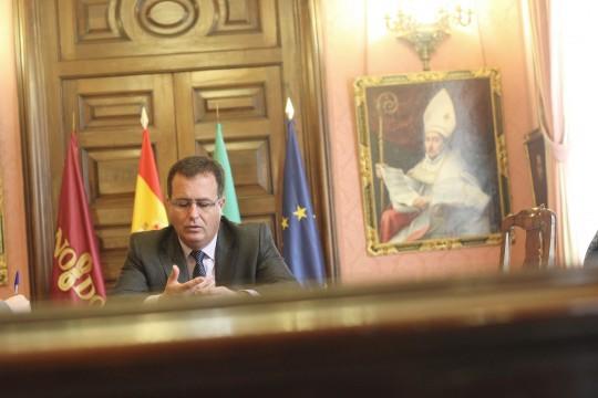 Entrevista con el delegado de Fiestas Mayores, Juan Carlos Cabrera.