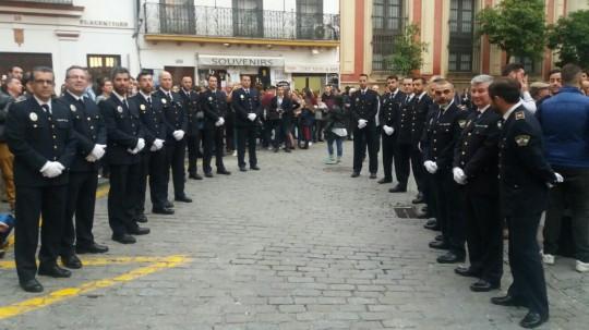 Imagen policías