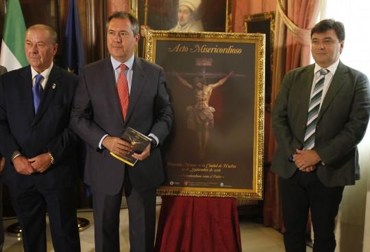 PRESENTACION DE LA MAGNA DE HUELVA EN SEVILLA