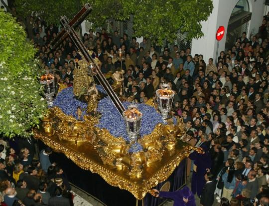 el silencio foto manuel gomez 29/3/2002