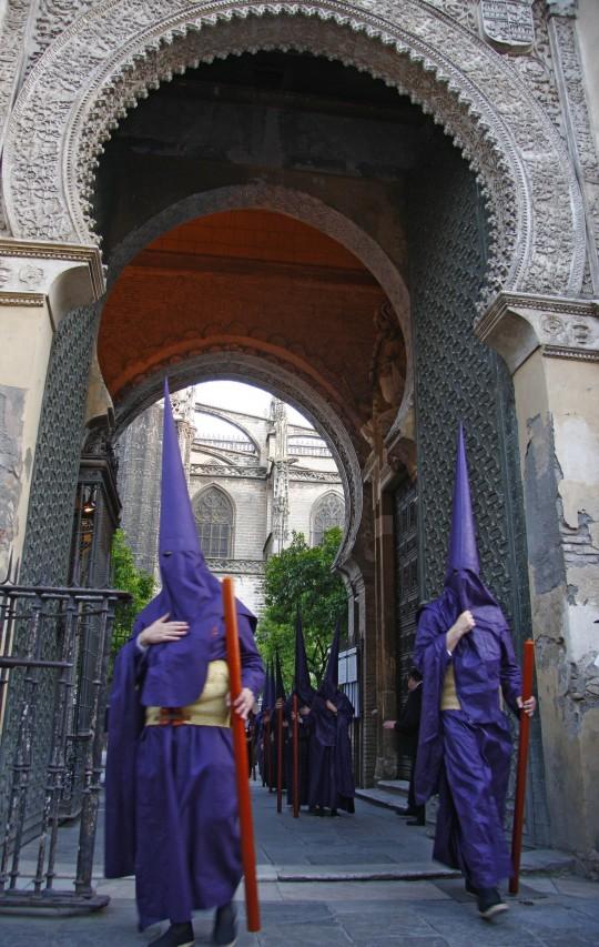 Parroquia del Sagrario de la Catedral.