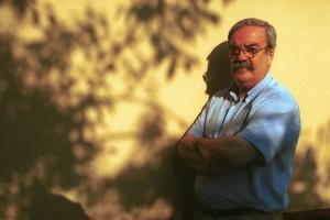 Daniel Puch, autor del cartel de Semana Santa de lamadrid 24.09.02