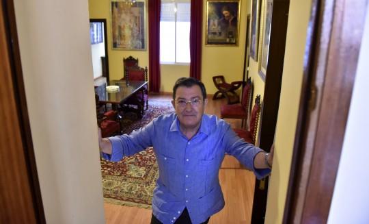 Entrevista con Joaquín Sainz de la Maza, nuevo presidente del Consejo de Cofradías