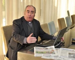 Encuentro digital con Manuel Soria, delegado diocesano de hermandades.