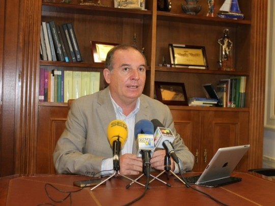 El alcalde de Velez-Málaga