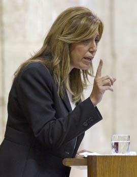 DEBATE DE INVESTIDURA DE SUSANA DÍAZ