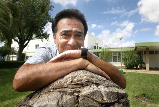 Fotos entrevista a Alfonso Ramirez