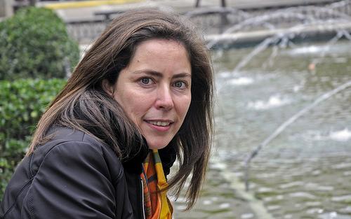 Visita de la candidata de UpyD, Isabel Ceballos