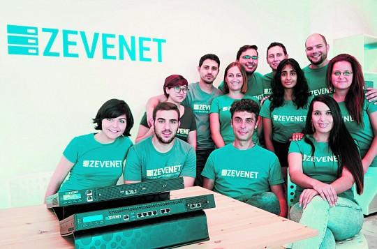 Imagen zevenet_team