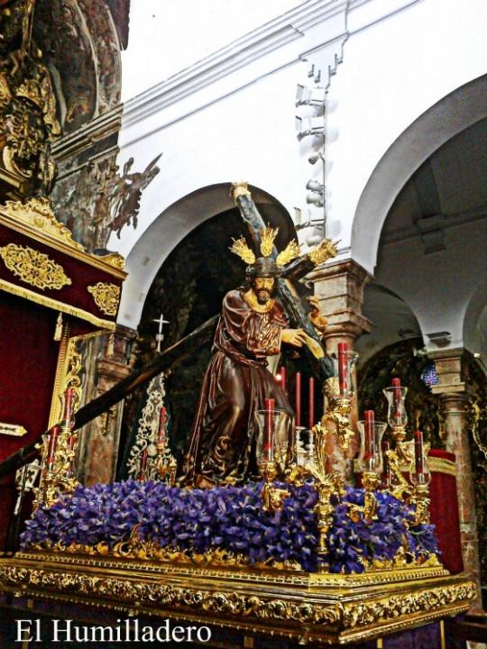 Vía Crucis de las HH. y CC. de Sevilla