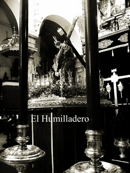 Previas del Va Crucis.